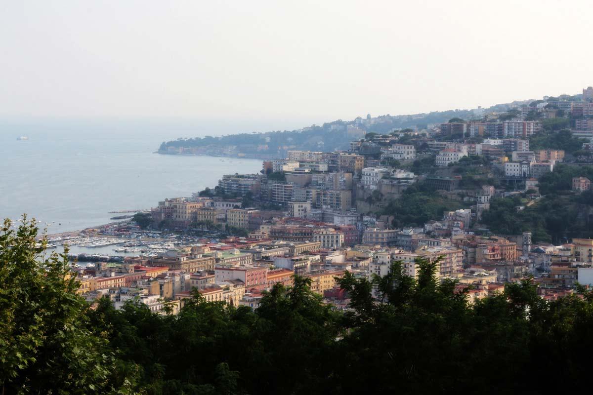 D'Angelo Santa Caterina - La location