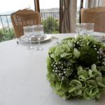 La promessa di matrimonio da D'Angelo: prove generali e relax formato famiglia