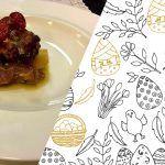 Tradizioni nel pranzo di Pasqua di D'Angelo: il capretto alla napoletana