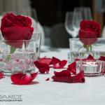 Rose e balli caraibici: la festa di laurea di Carla