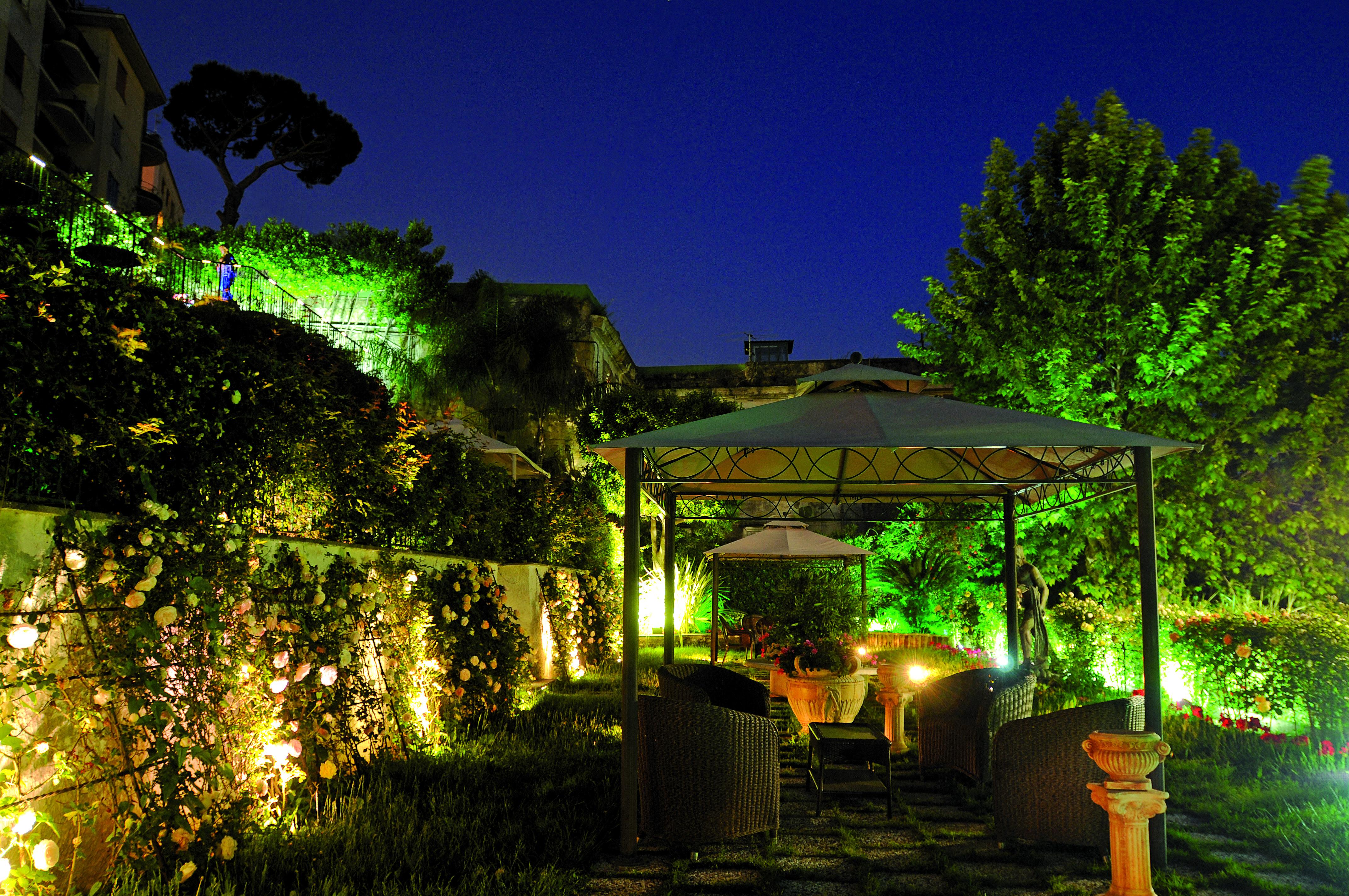 Foto Giardino Villa D'Angelo (3)