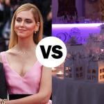 Matrimonio #TheFerragnez vs banchetto da D'Angelo: cosa si sono persi Chiara e Fedez