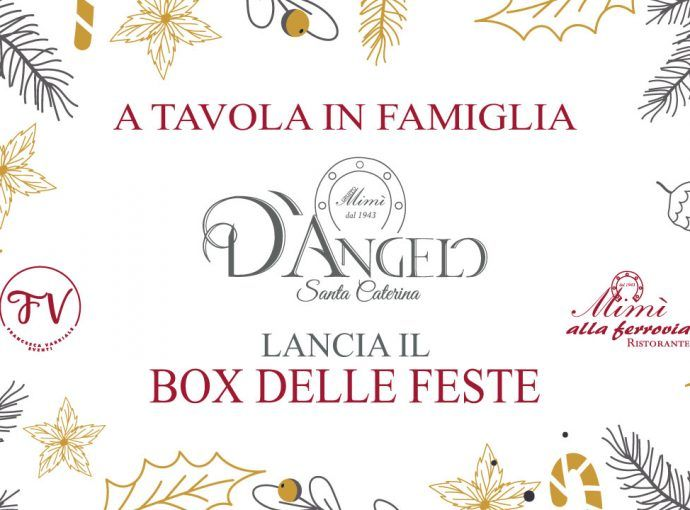 """Special Box: """"A Tavola in Famiglia"""""""