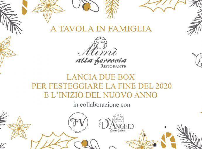 """Special Box: """"A Tavola in Famiglia"""" Speciale 2021"""