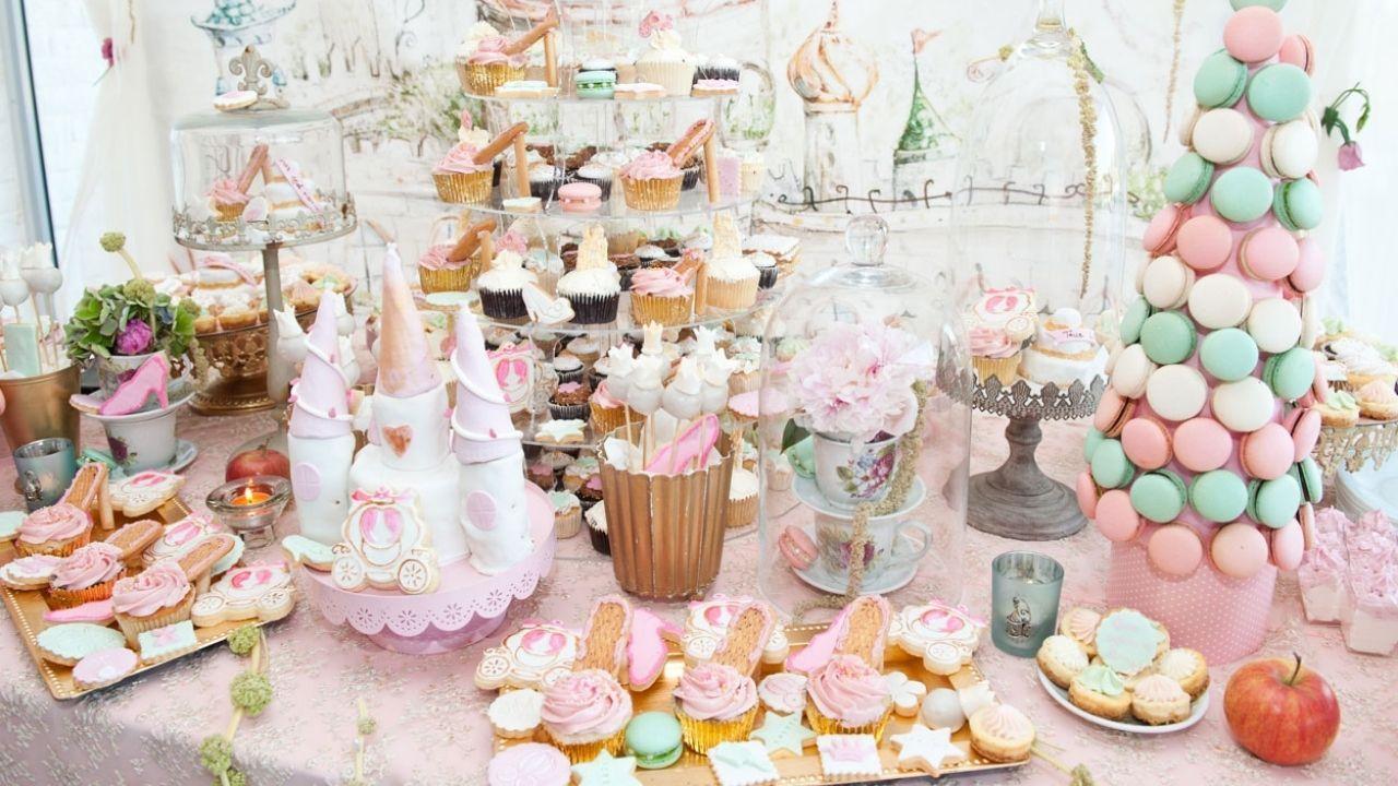 Sweet table: cos'è e le ultime tendenze