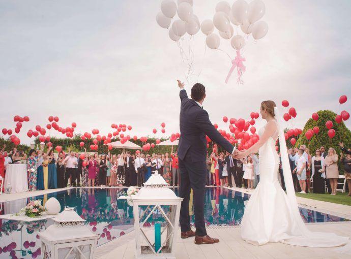 Come organizzare un matrimonio last minute in tempi di Covid